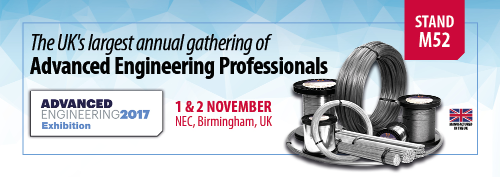 Join us for Advanced Engineering 2017