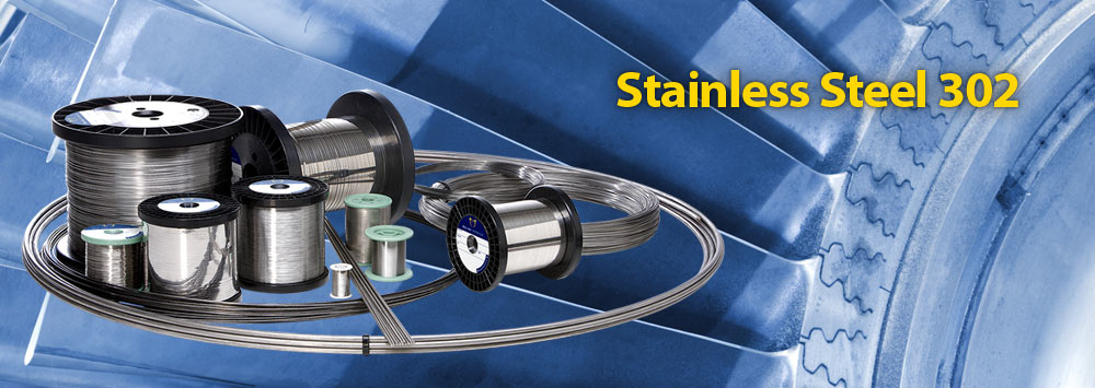 Stainless Steel 302