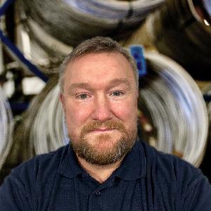 Alloy Wire Adrian Howker