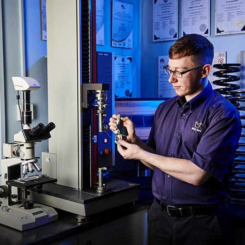 AWI 0139 Josh Handley Microscopic Testing Times