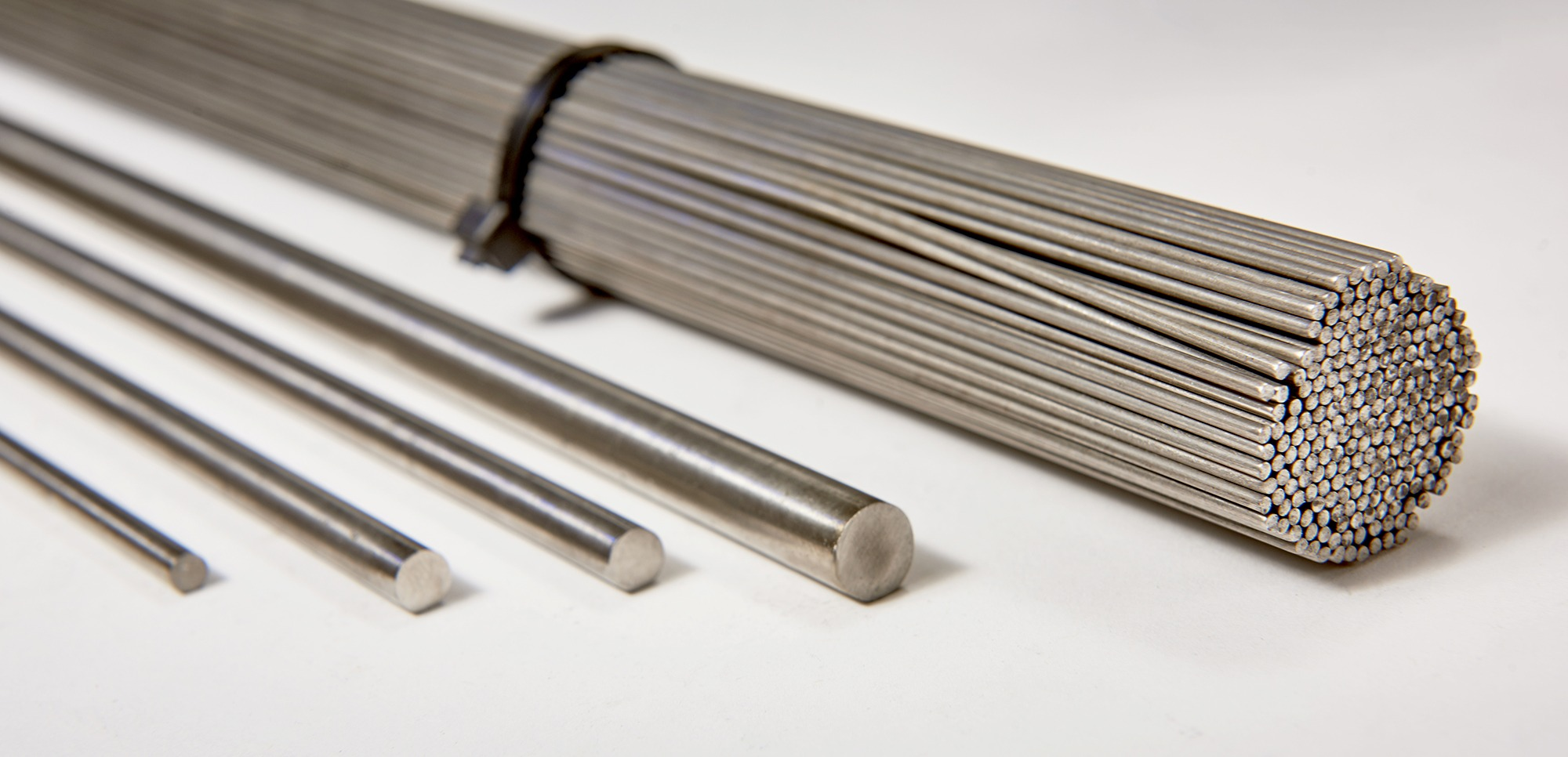 AlloyWire product 0045 Straight Bars Rail